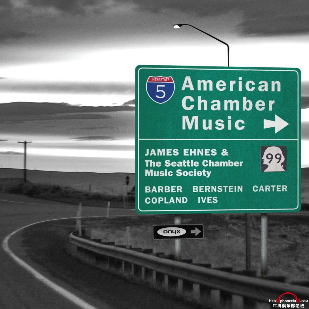 James Ehnes, Seattle Chamber Music Society - American Chamber Music (24-96, Onyx.jpg